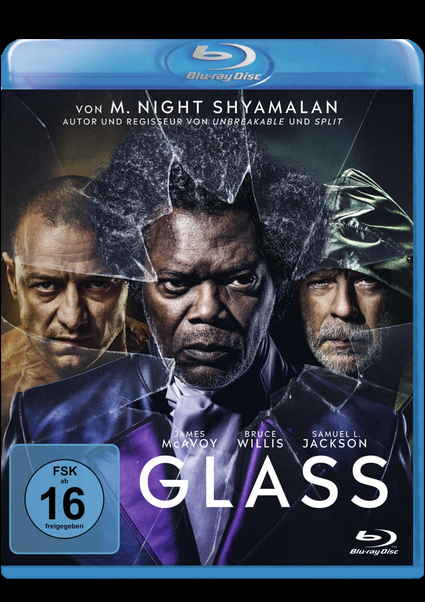 Blu-ray - Glass