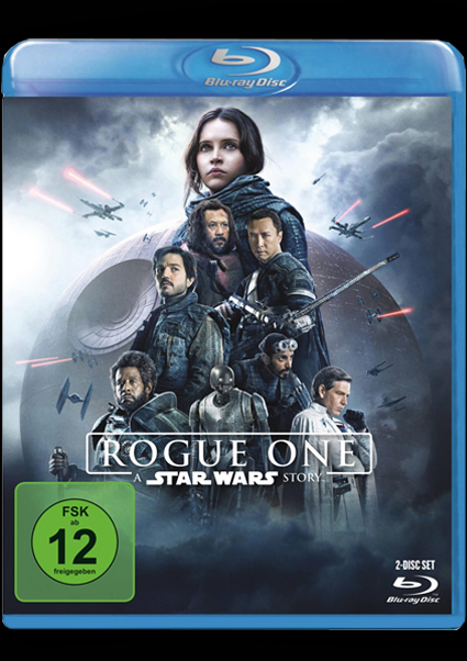 Blu-ray - Rogue One - A Star Wars Story