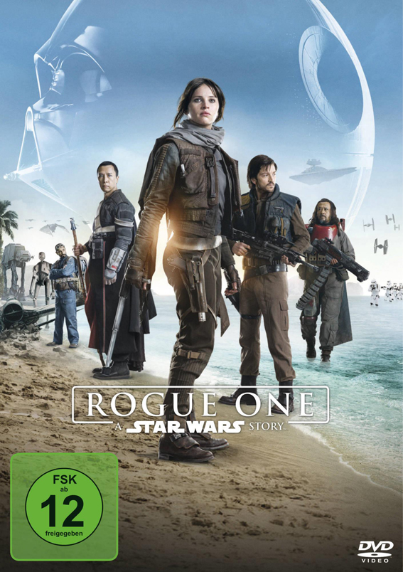 DVD - Rogue One - A Star Wars Story