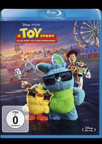 Blu-ray - A Toy Story